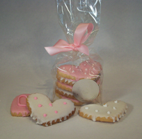 Little Heart Cookies