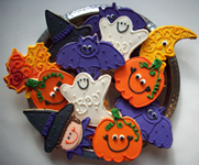 Halloween Cookie Treat Assortment