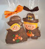 Pilgrim Cookie